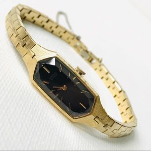 Vintage Seiko Gold Plated Women's Watch